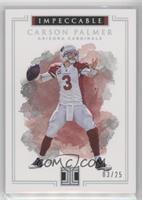 Carson Palmer /25