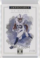 T.Y. Hilton /25