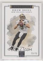 Drew Brees #/75