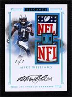 Mike Williams #1/1