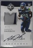 Rookie Patch Autographs - Amara Darboh /75