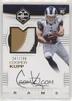 Rookie Patch Autographs - Cooper Kupp /299