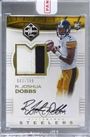 Rookie Patch Autographs - R. Joshua Dobbs [Uncirculated] #/299