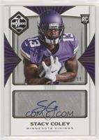 Rookie Autographs - Stacy Coley #/99