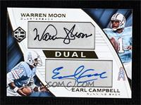 Warren Moon, Earl Campbell #5/10