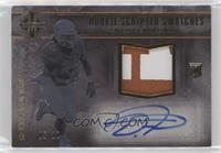 Rookie Scripted Swatches - D'Onta Foreman [Noted] #/10