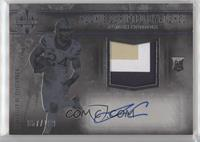 Rookie Scripted Swatches - James Conner /199