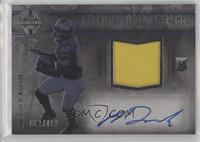 Rookie Scripted Swatches - Amara Darboh /199