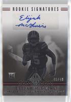 Majestic Rookie Signatures - Elijah McGuire /49