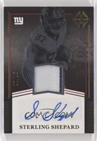 Sterling Shepard [Noted] #/15
