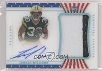 Rookie Patch Autographs - Jamaal Williams [NoneNoted] #/13