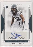 Rookie Signatures - Sidney Jones #88/99