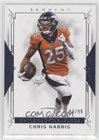 Chris Harris Jr. #/99