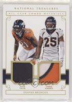 Aqib Talib, Chris Harris Jr. #/10
