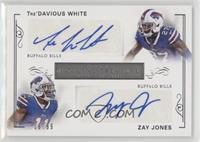 Zay Jones, Tre'Davious White /99