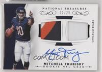 Mitchell Trubisky [EX to NM] #/25