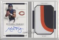 Mitchell Trubisky [Noted] #/99