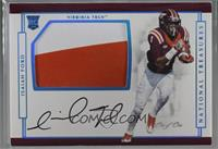 College Materials Signatures - Isaiah Ford /1