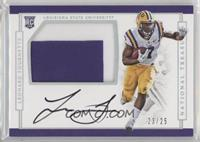 College Materials Signatures - Leonard Fournette /25