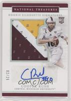 Rookie Signatures - Cooper Rush /25