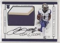 College Materials Signatures - John Ross III #/99