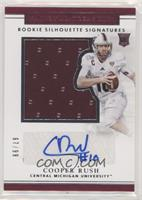 College Materials Signatures - Cooper Rush /99