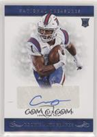 Rookie Autographs - Carlos Henderson [EX to NM] #/99