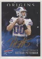 Nathan Peterman /1 [EX to NM]