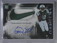 Rookie Jumbo Patch Autographs Nike Swoosh - ArDarius Stewart #/1