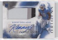 Rookie Jumbo Patch Autographs - Kenny Golladay