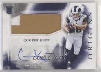 Rookie Jumbo Patch Autographs - Cooper Kupp