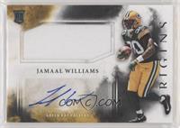 Rookie Jumbo Patch Autographs - Jamaal Williams