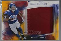 Evan Engram [NoneNoted] #/10