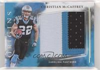 Christian McCaffrey #/25
