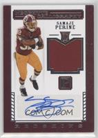 Neophyte Calligraphy Rookies - Samaje Perine [Noted] #/99