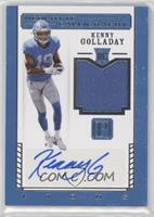 Neophyte Calligraphy Rookies - Kenny Golladay #/149