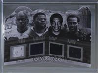 Emmitt Smith, LaDainian Tomlinson, Marcus Allen, Walter Payton /15