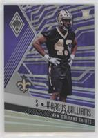 Rookies - Marcus Williams /149