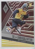 Rookies - Cameron Sutton /299
