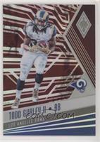 Todd Gurley II #/299