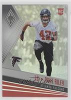 Rookies - Duke Riley