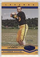 Legends - Len Dawson #/50