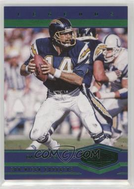 2017 Panini Plates & Patches - [Base] - Green #114 - Legends - Dan Fouts /25