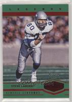 Legends - Steve Largent /10
