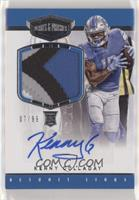 Rookie Patch Autographs - Kenny Golladay #/99