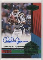 Charlie Joiner #/25