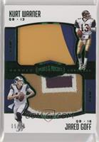 Jared Goff, Kurt Warner /10