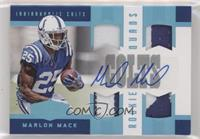 Marlon Mack #/25