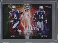 Brandin Cooks, Tom Brady /10