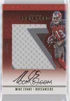 Silhouettes - Mike Evans #/10